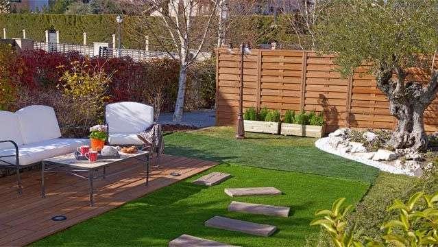 Tips para organizar jardines peque os for Como organizar jardines pequenos