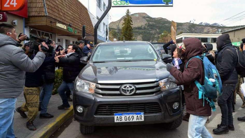 No hay ADN de Maldonado en móviles de Gendarmería