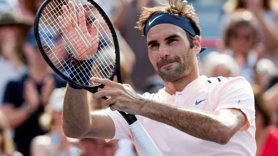 M1000 de Montreal: Federer se metió en la final y va por otro título