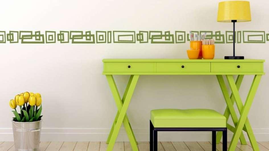 C mo colocar guardas decorativas en tus paredes Como colocar ceramica en pared