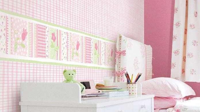 Cómo colocar guardas decorativas en tus paredes