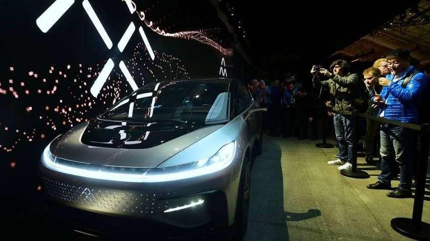 CES 2017: presentaron el auto eléctrico y autónomo