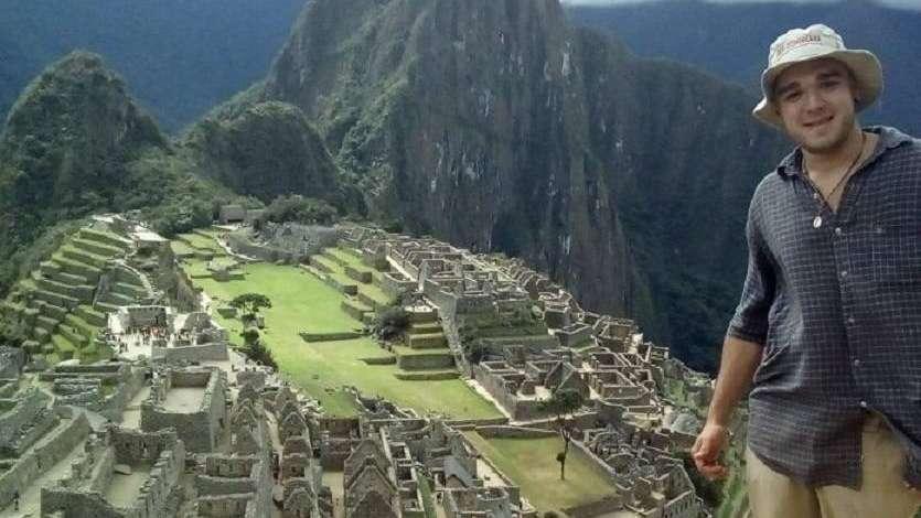 Buscan a un mochilero argentino que fue al Machu Picchu y se perdió hace 15 días