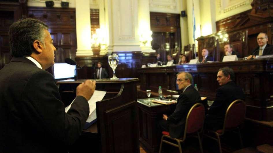 La Corte evalúa el manejo conjunto del río Atuel