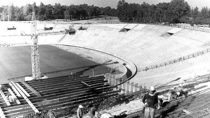 El Estadio: la antesala de un Mundial que marcó a Mendoza