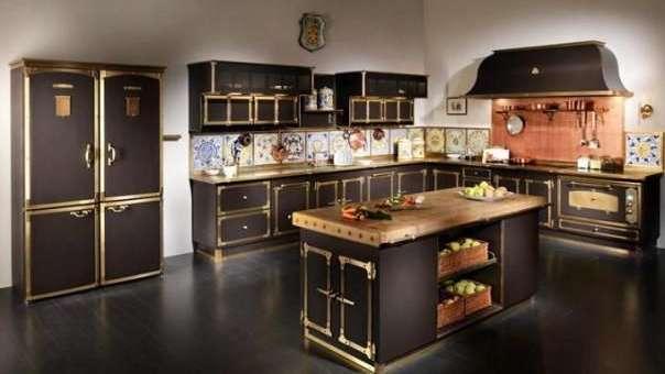 Cocinas de lujo y modernas for Cocinas de lujo modernas