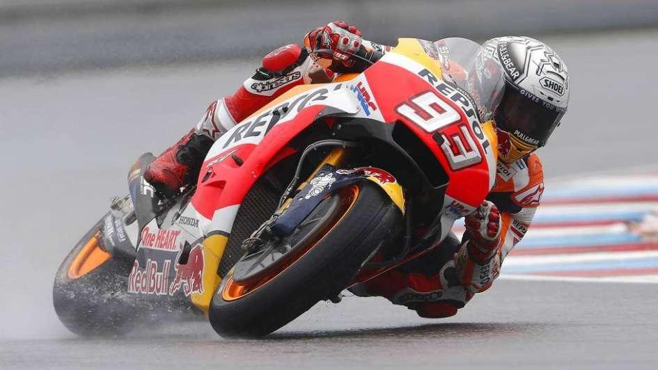 MotoGP: Marc Márquez triunfó en el premio de República Checa