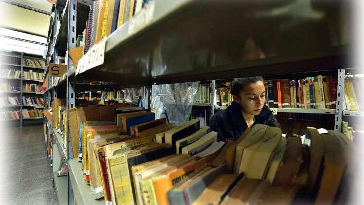 Bibliotecas y socialización