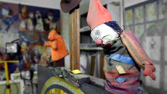 Foto 360: Alfredo Ceverino, pintor y escultor