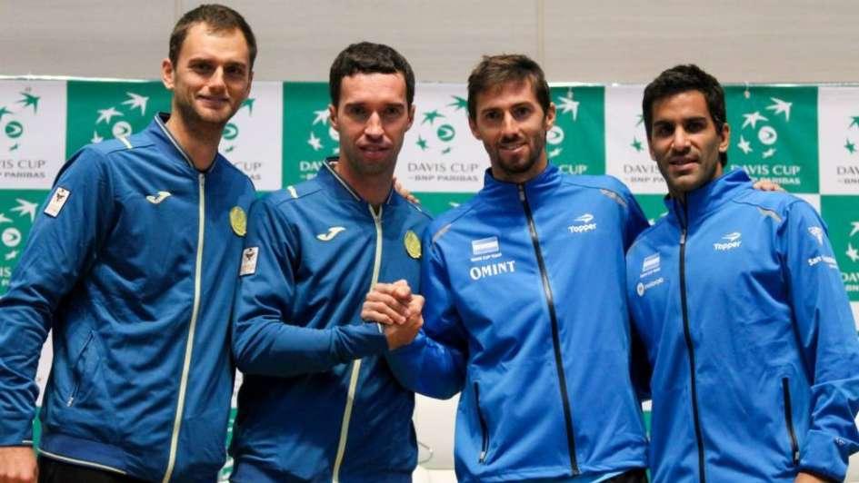 Copa Davis: Pella abrirá la serie de repechaje ante Kukushkin