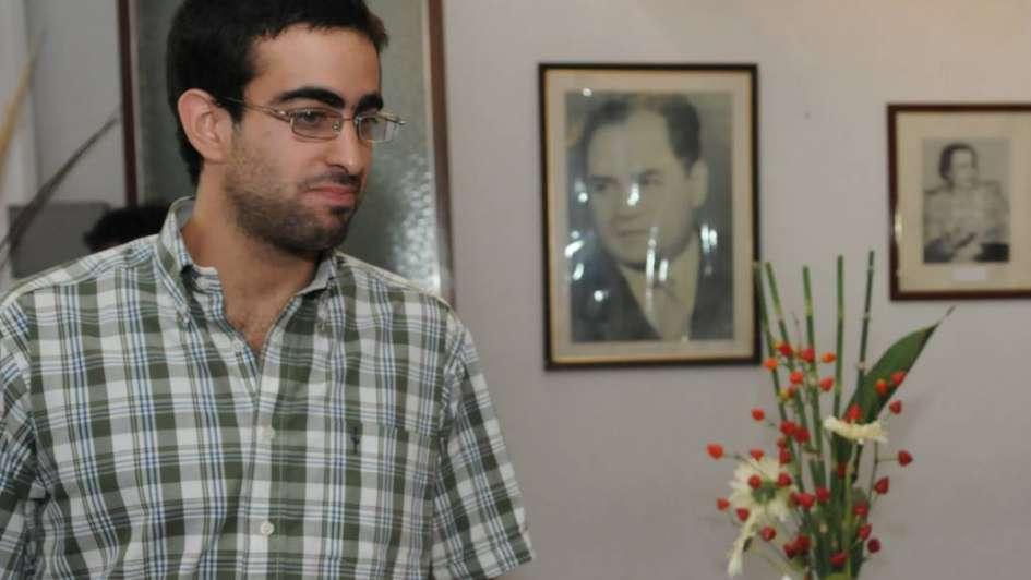El hijo de Fayad está a cargo del manejo de la deuda provincial
