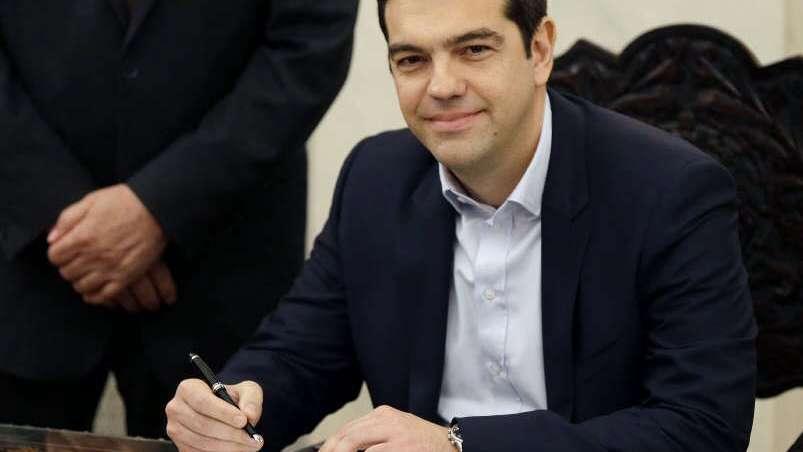 """El flamante líder griego proclamó """"el fin de la era de la austeridad"""""""