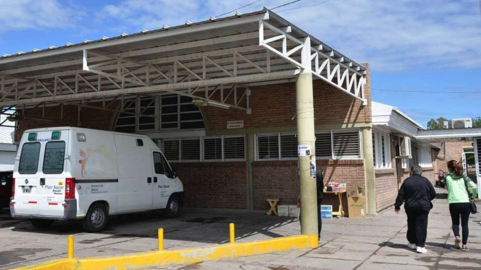 Un bebé ingresó al hospital de San Martín con fractura de cráneo e investigan a sus padres