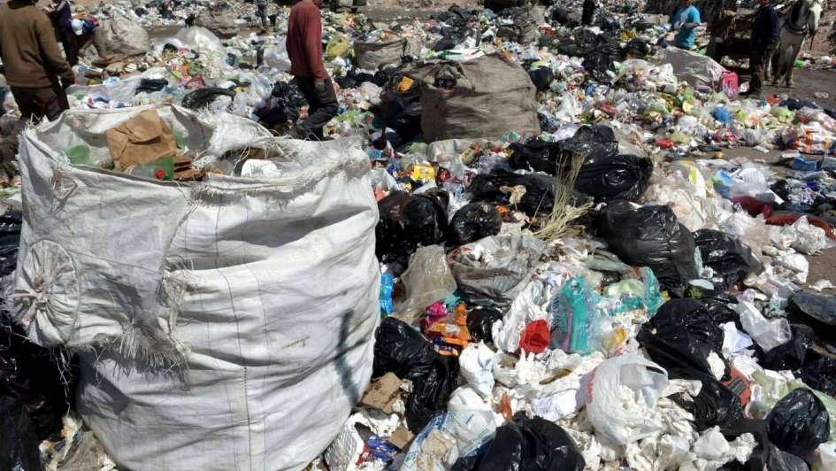 Planean unificar el tratamiento de residuos en el Gran Mendoza