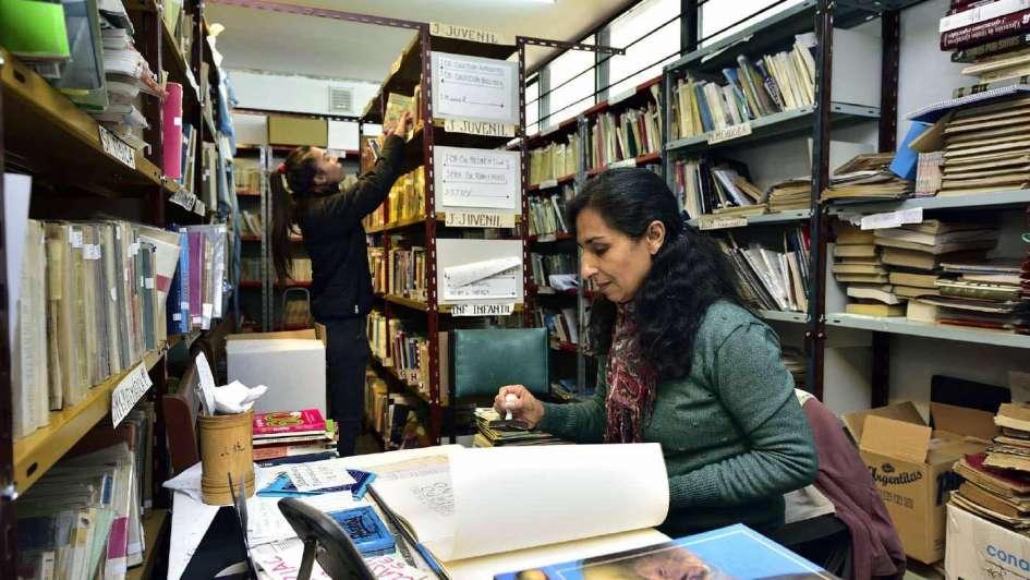 Cumple 60 años la biblioteca popular más grande del Este