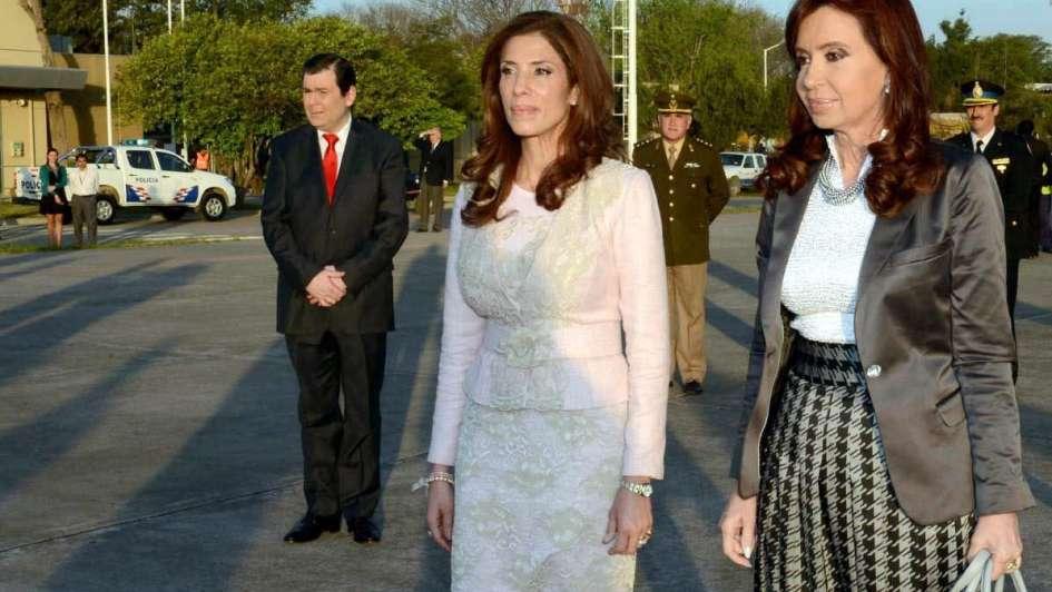 Cristina avaló la idea de trasladar la capital a Santiago del Estero