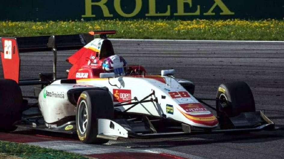 Marcos Siebert terminó décimo en Austria