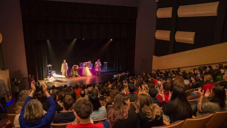 Fiesta Nacional del Teatro: lo que ya pasó y lo que pasará hoy