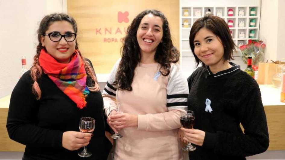 Knauer inauguró nuevo local