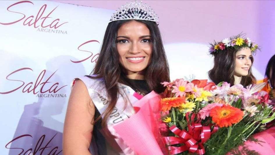 La salteña Claudia Barrionuevo es la nueva Miss Universo Argentina 2015