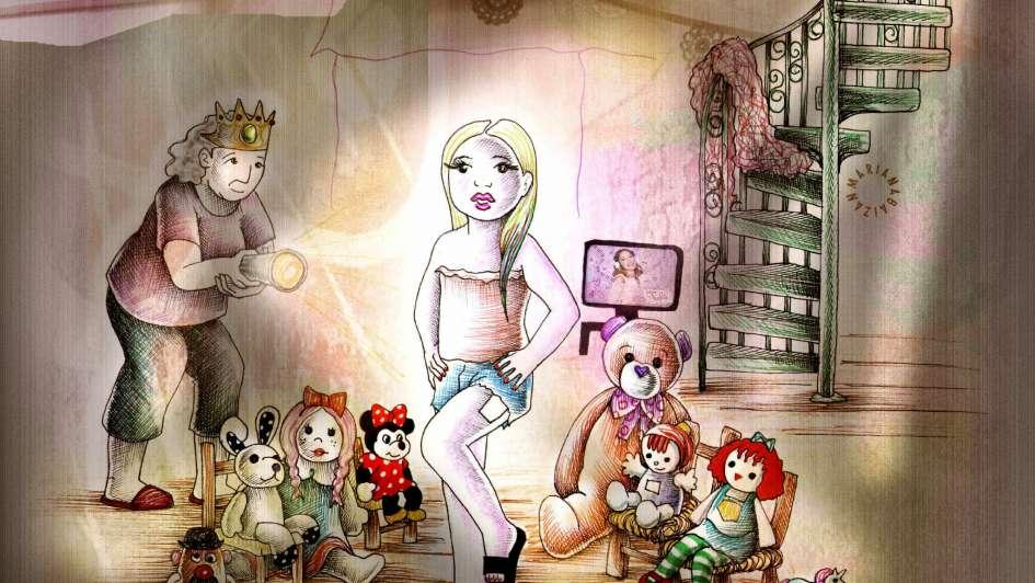 La 'hipersexualidad' en las niñas: arrebato a la infancia