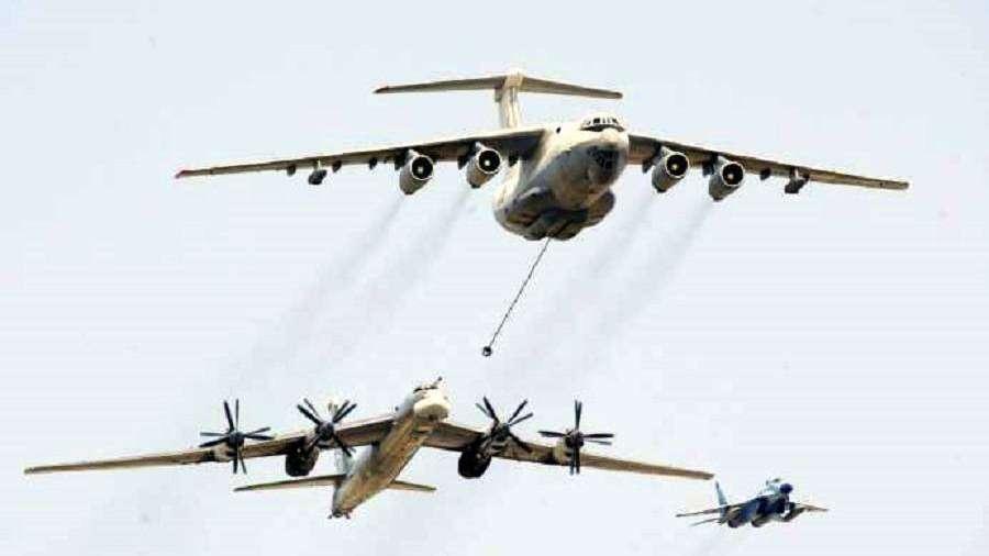 Dos bombarderos rusos, demasiado cerca de Alaska