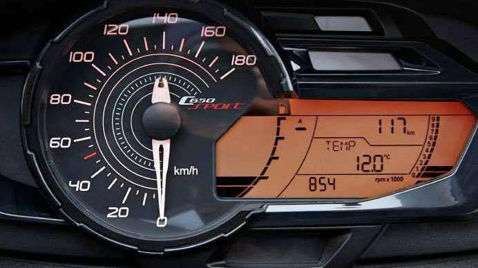 Dos ruedas: C 650 GT el maxi scooter de BMW
