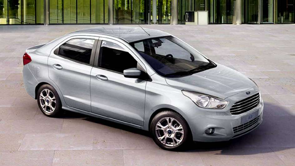 El nuevo Ford Ka+ fue presentado al país