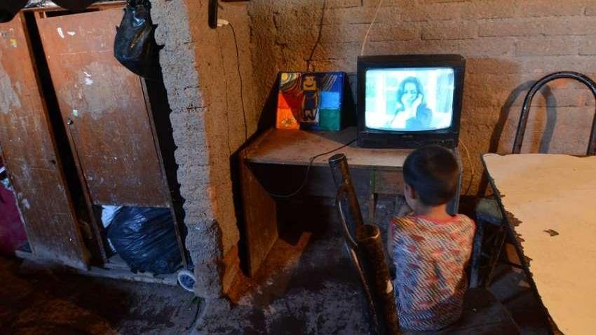 Uno de cada cuatro hogares es pobre en Mendoza