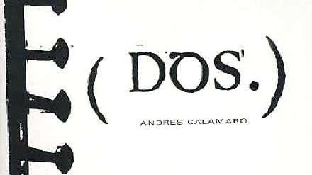 """Andrés Calamaro: más """"Grabaciones encontradas"""""""