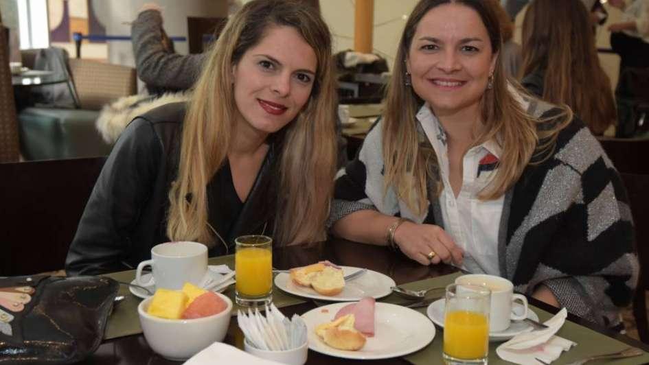 Ricky Sarkany y un desayuno desestructurado en Mendoza