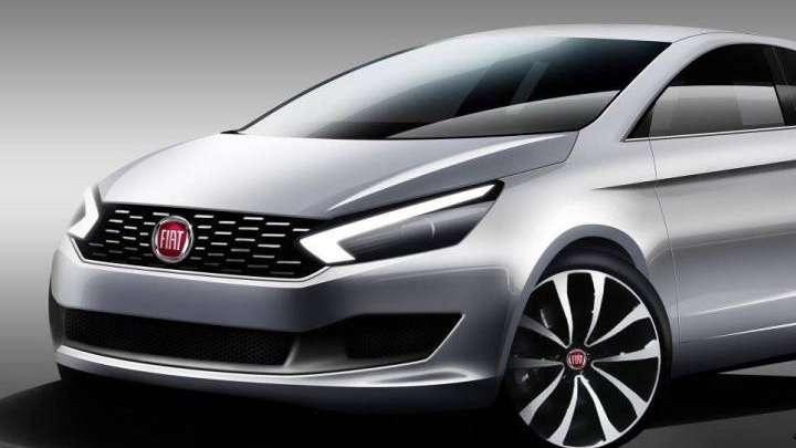 Fiat presentó un nuevo modelo en Córdoba durante la visita de Macri