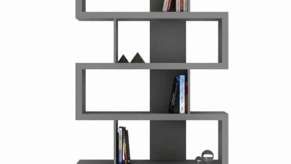 Muebles tendencias modernas para tu casa - Muebles bibliotecas modernas ...