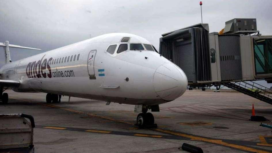 Partió un nuevo vuelo hacia Buenos Aires