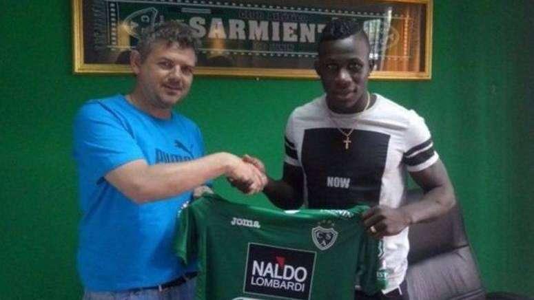 El ex Tomba Kevin Mercado jugará en Sarmiento de Junín