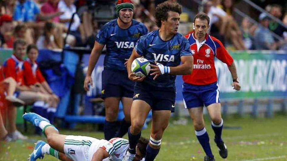 Argentina XV ante Toulón, la revancha