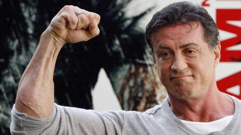 Sylvester Stallone: ¿de Rambo a superhéroe?