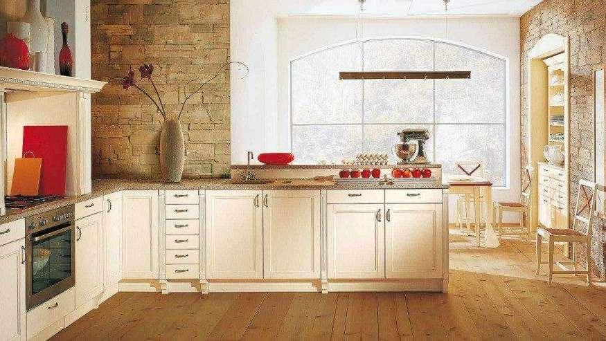Claves para decorar una cocina con estilo rústico