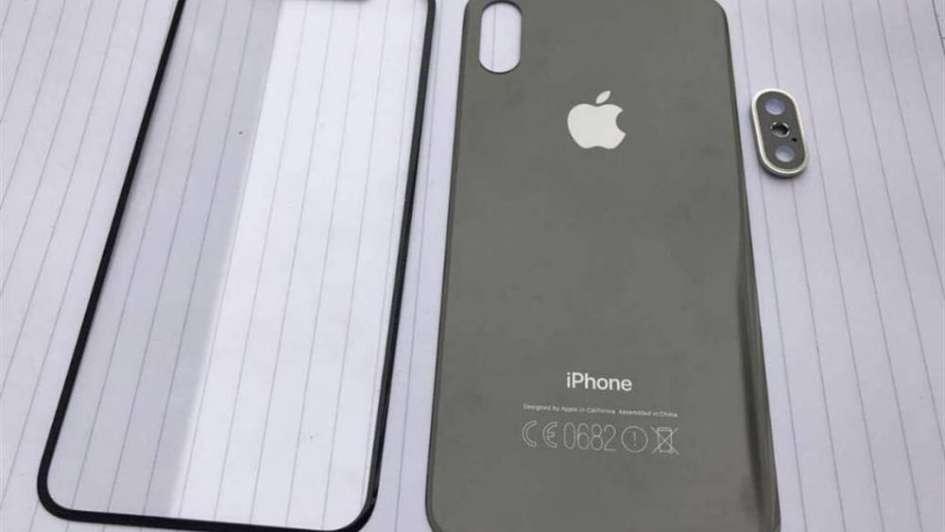 Aparecen más imágenes que muestran cómo será el iPhone 8