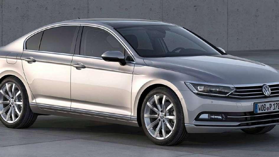 VW Passat 2017: pura elegancia