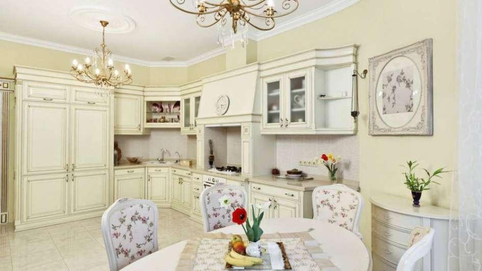 tu cocina con todo el estilo shabby chic. Black Bedroom Furniture Sets. Home Design Ideas