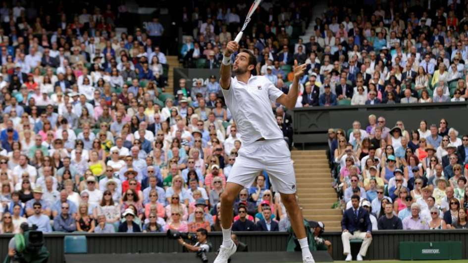 Roger Federer barrió a Berdych y jugará su undécima final en Wimbledon