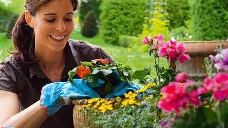 Últimas vacantes para el taller de jardinería