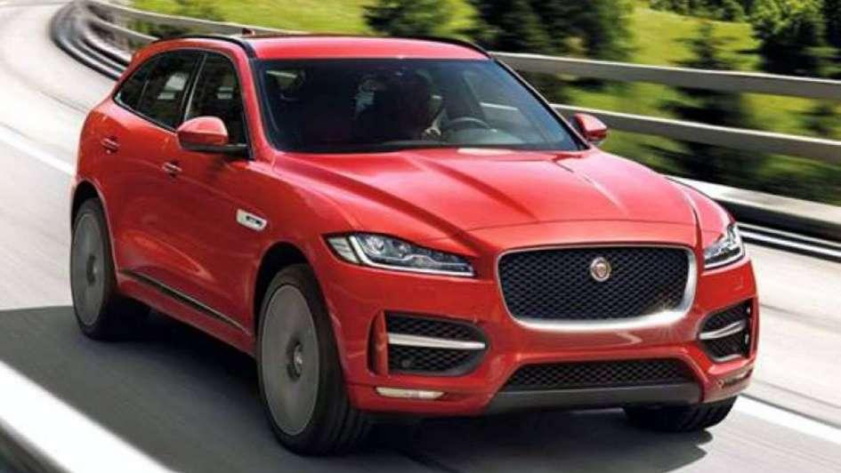 SUV F-Pace, el último rugido de jaguar