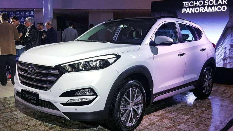 Hyundai lanzó el Tucson Turbo, pura potencia coreana