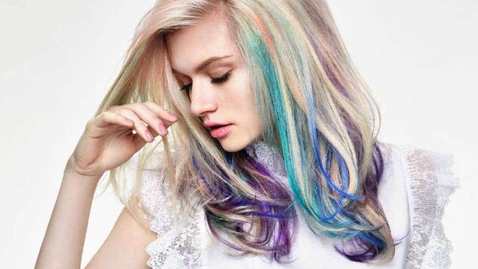 ¡A todo color! el nuevo hit en las peluquerias