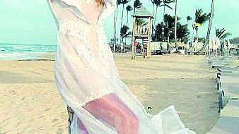 Patricia Profumo: tendencias nupciales con aires marinos