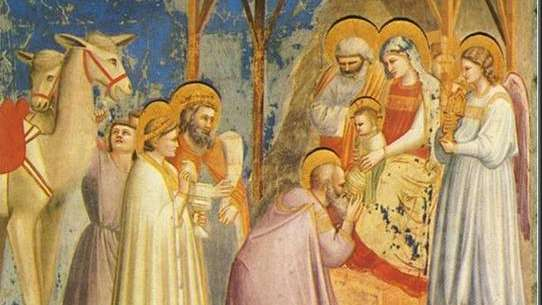 El arte y los Reyes Magos