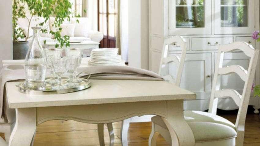 Estilo Cottage Rustico Y Romantico - Decoracion-estilo-romantico