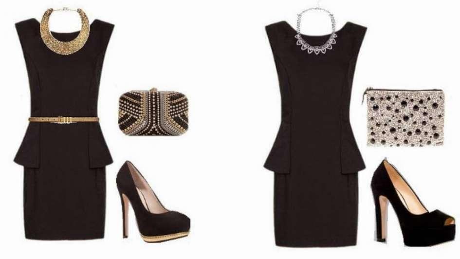 Vestidos y accesorios para fiestas